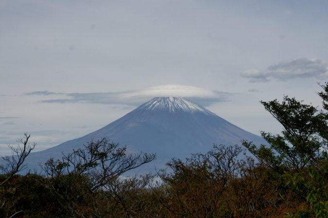 DSC06253富士山笠雲