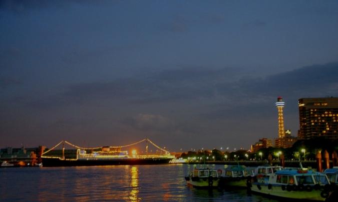 DSC08138横浜夜景