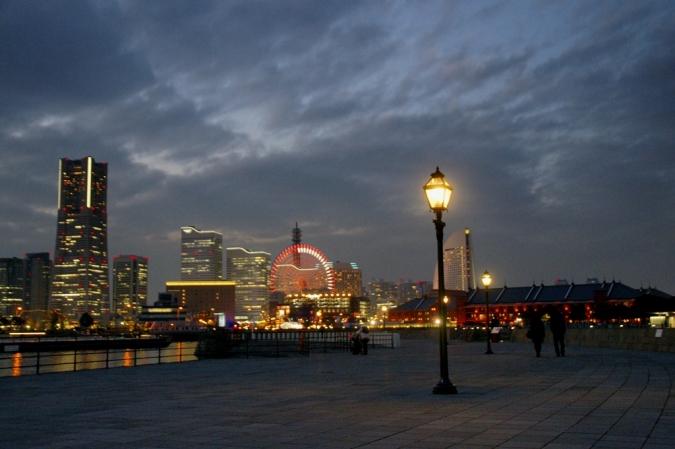 DSC08131横浜夜景