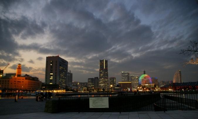 DSC08122横浜夜景