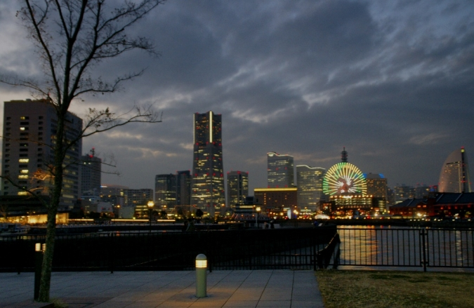 DSC08119横浜夜景