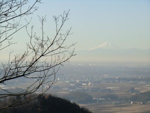謙信平から富士山