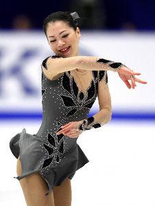 NHK杯・明子SP