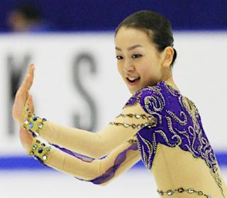 神戸ライフ:NHK杯真央SP