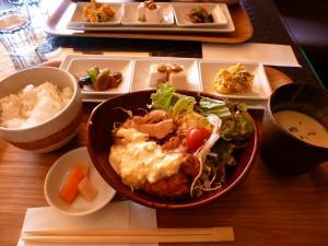 神戸ライフ:週替わりランチ
