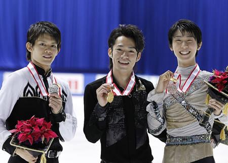 神戸ライフ: 全日本男子表彰式2011.2.24