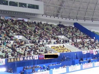 神戸ライフ:なみはやドーム.・スタンド北側