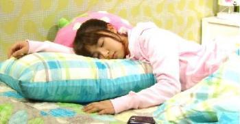 神戸ライフ:22話 バイト疲れで寝てしまう