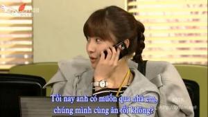 神戸ライフ:33話 気を引くように電話