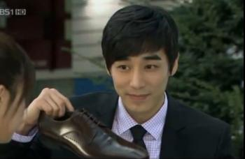 神戸ライフ:55話 靴をありがとう