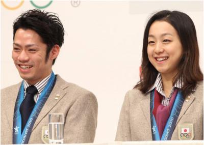 神戸ライフ:バンクーバーオリンピック会見