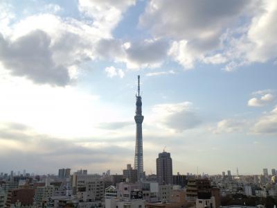110327東京スカイツリー