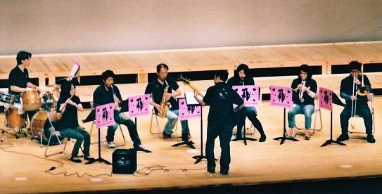 吹奏楽2014-2