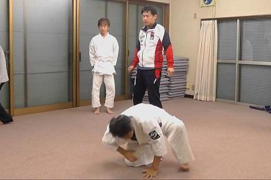 東京稽古2 2013年11月 健心流の受け身