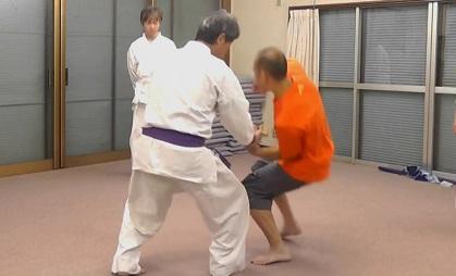 東京稽古3 2013年11月 重さをのせる