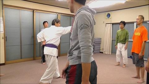 東京稽古9 2013年11月 力を伝える