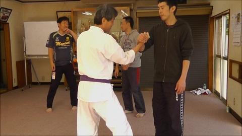 東京稽古29 2013年11月 腕相撲