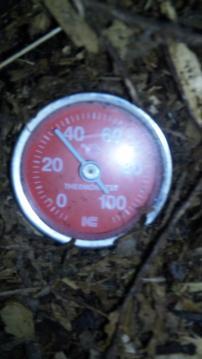 温度35度