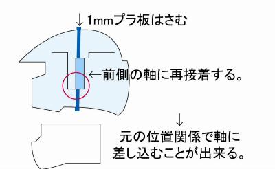 メット加工方法3