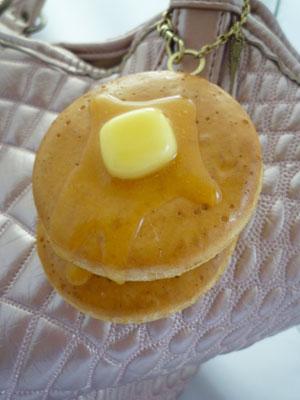 発泡ホットケーキ2