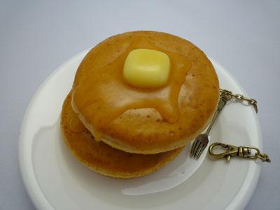 発泡ホットケーキ1