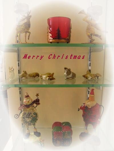 2010店クリスマス飾り