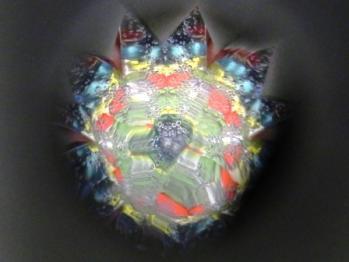 水の万華鏡