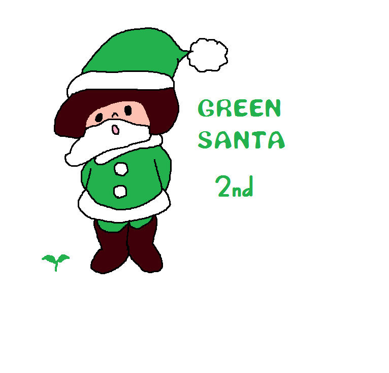 グリーンサンタ2