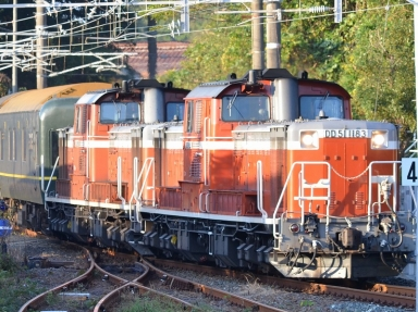 DD51重連TW(2014,11,3) (7)