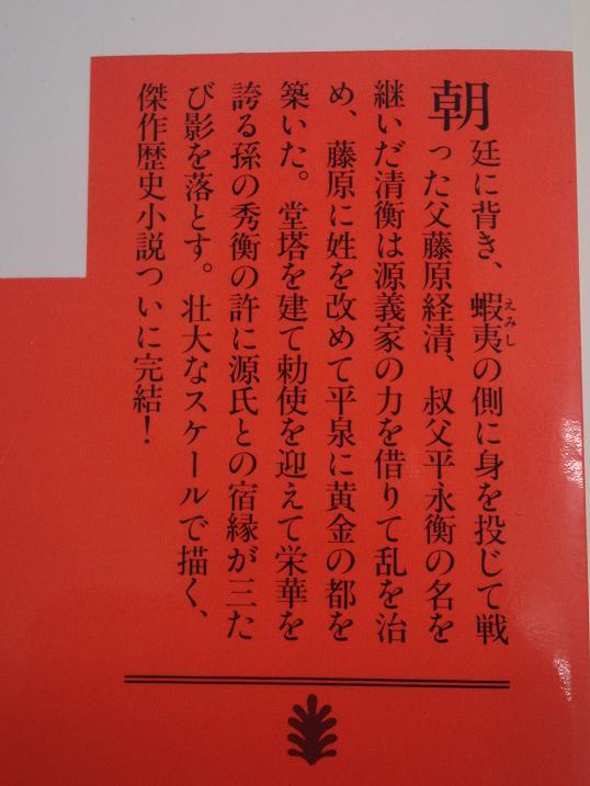 炎立つ・5巻 (3)