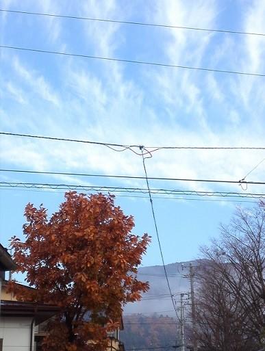 初冬の朝 (2)