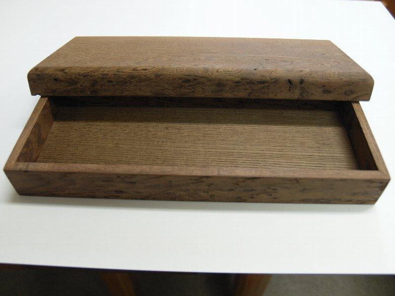 神代欅杢箱