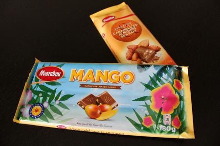 チョコ マンゴー