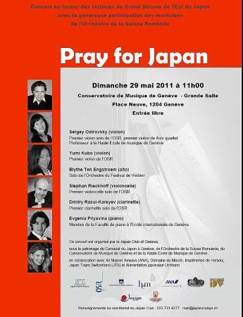 110529 Pray for Japan 1