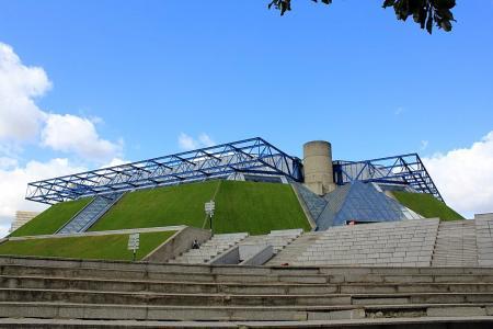 ベルシー多目的総合体育館
