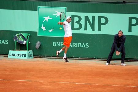 ローランギャロス2011-06