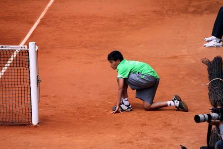 ローランギャロス2011-09