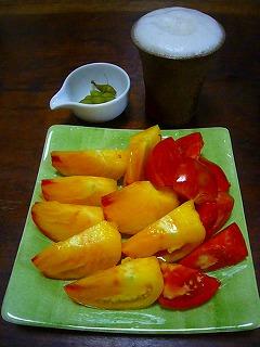 トマト&ビール