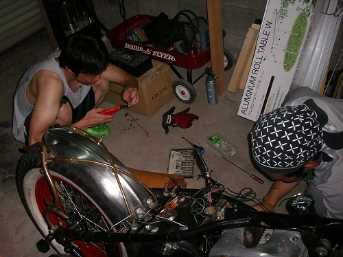 配線引き直し他-2010 (4)