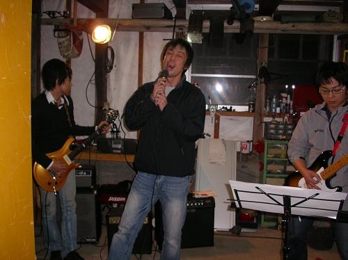 Akira-Wedding.前日