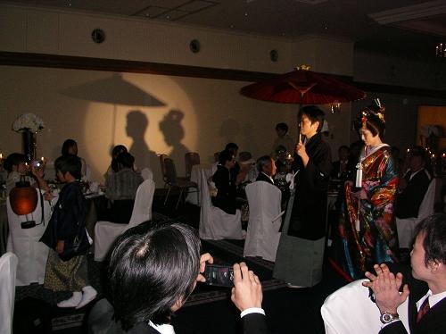 AkiraWedding披露宴 (2)