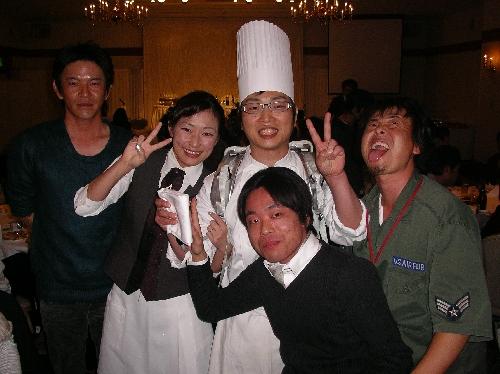 AkiraWedding2~3次会 (10)