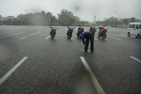 大雨111023