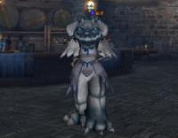 銀ネコ 天使