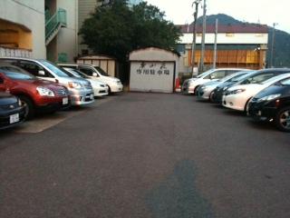 夏の駐車係りはツライ?・・・