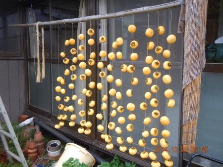 干し柿作り (7)