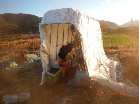 農具ハウス (4)