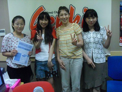 平成23年7月14日FM元気1