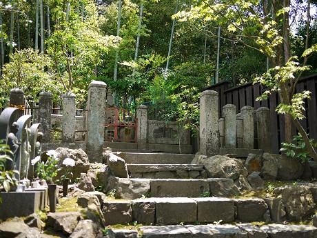 08安楽寺12墓