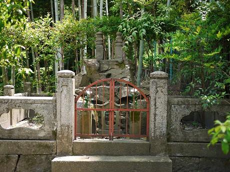 09安楽寺13墓